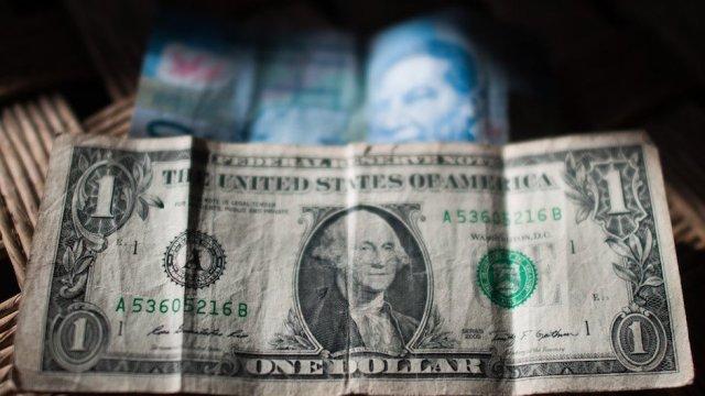 Peso Dólar Cancelación NAIM AMLO