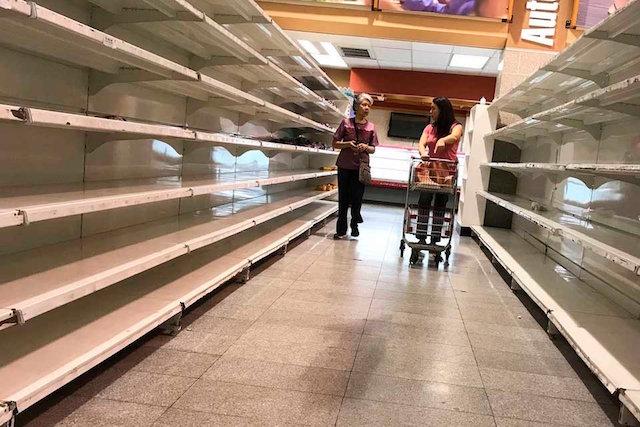 Venezuela desabasto