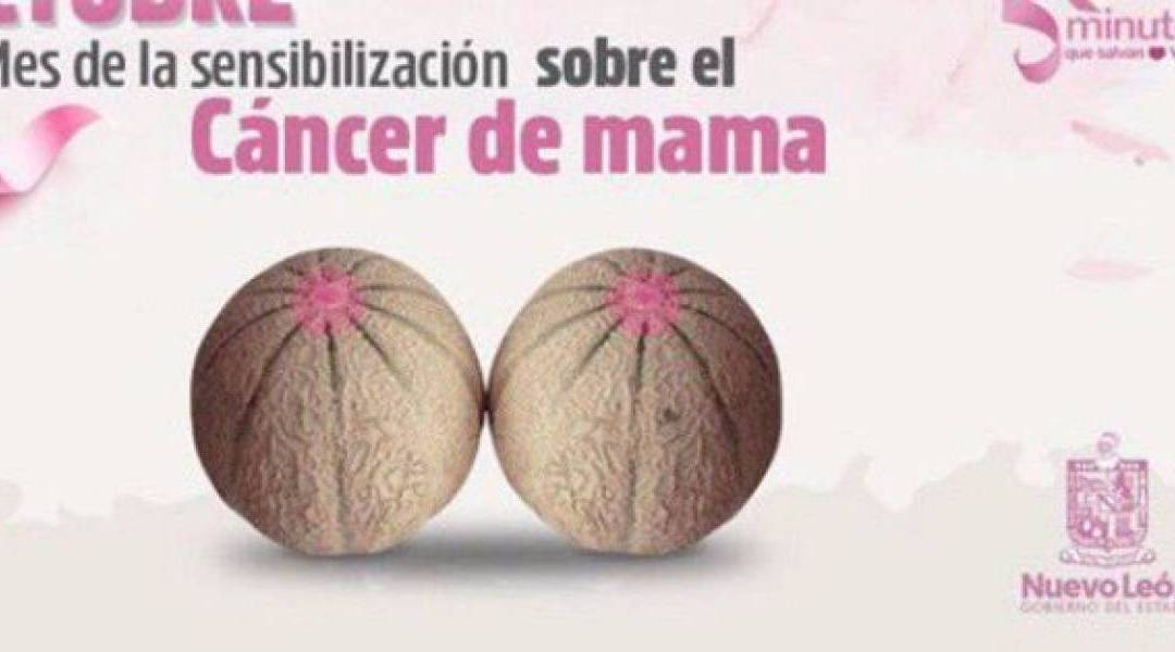 Las peores campañas para prevenir el cáncer de mama