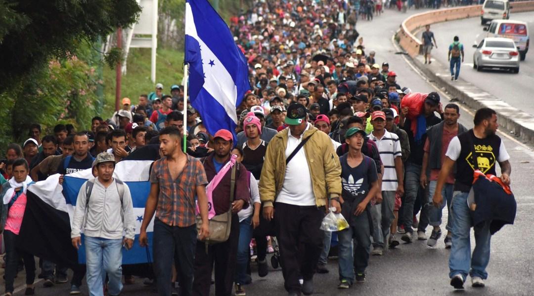 Todo lo que sabemos de esta otra caravana migrante
