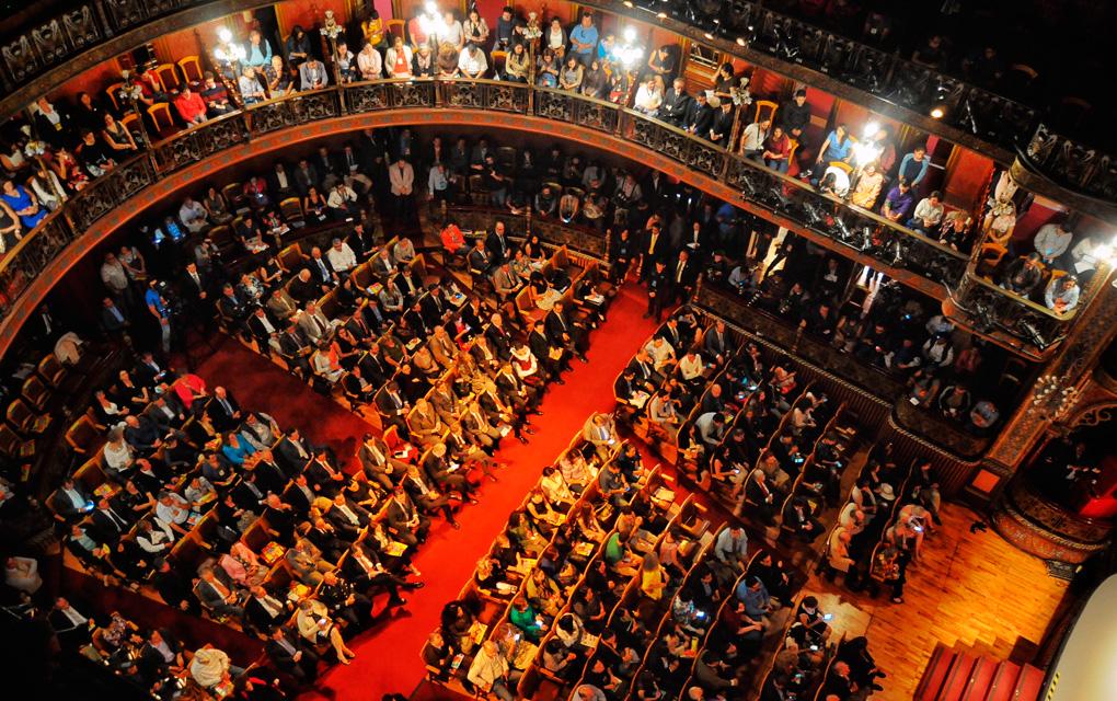 La historia del Festival Cervantino de Guanajuato en Imágenes