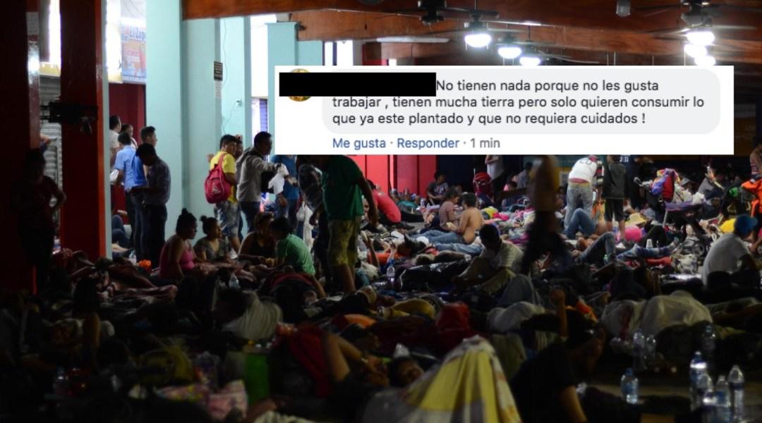 Aprofobia: otro de los miedos contra la Caravana Migrante