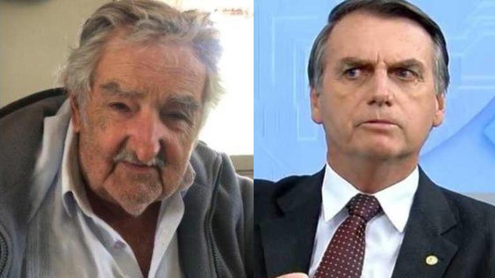 Mujica sobre Bolsonaro: a veces el pueblo se equivoca