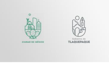 Copia a logo de Tlaquepaque, finalista para CDMX