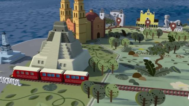 Consulta, Tren Maya, Tren Transístmico, Refinería Tabasco, AMLO