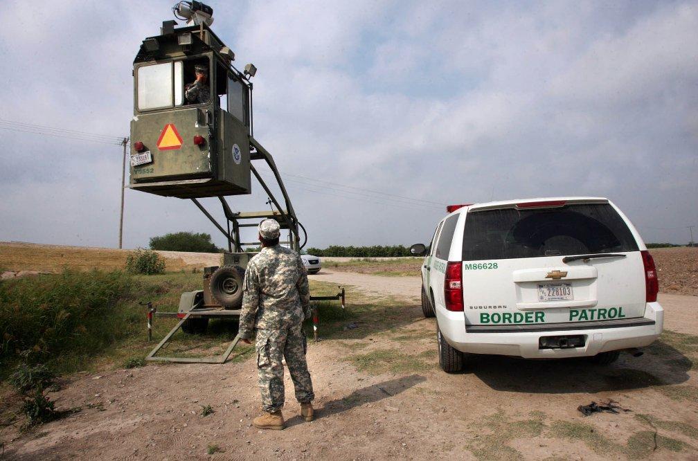 ¿Qué puede puede hacer el Ejército de EEUU en la frontera?