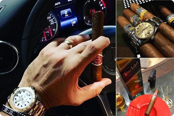 Usuarios publican fotos de #LordMinistro, juez que presumía lujos