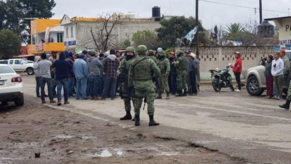 Tlahuelilpan, Huachicol, Hidalgo, Explosión