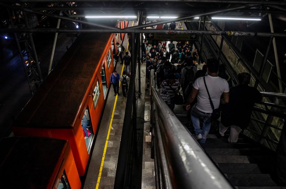 Crónica, Desabasto, Gasolina, Metro Ciudad de México