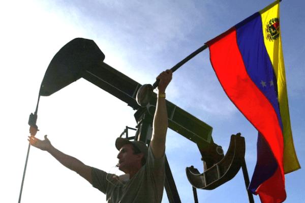 Petróleo Venezuela EEUU