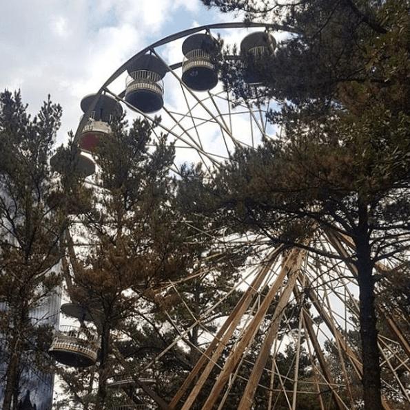 Adolescente cae de juego de Six Flags