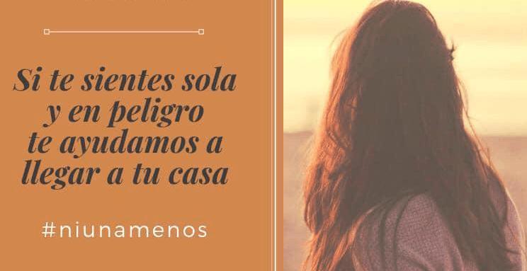 #Niunamenos, Negocios, Violencia Contra Las Mujeres, Listón Morado