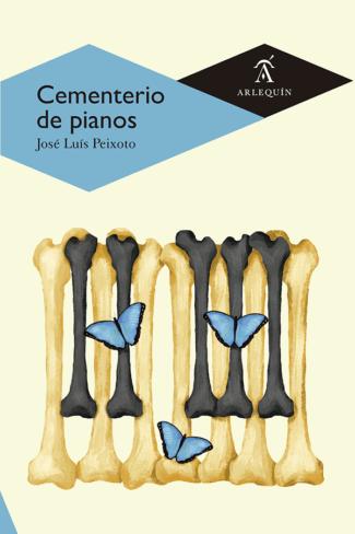 José Luís Peixoto, Cementerio de Pianos, Reseña