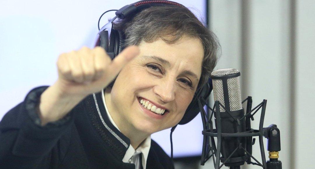 SCJN invalida sentencia por daño moral contra Aristegui