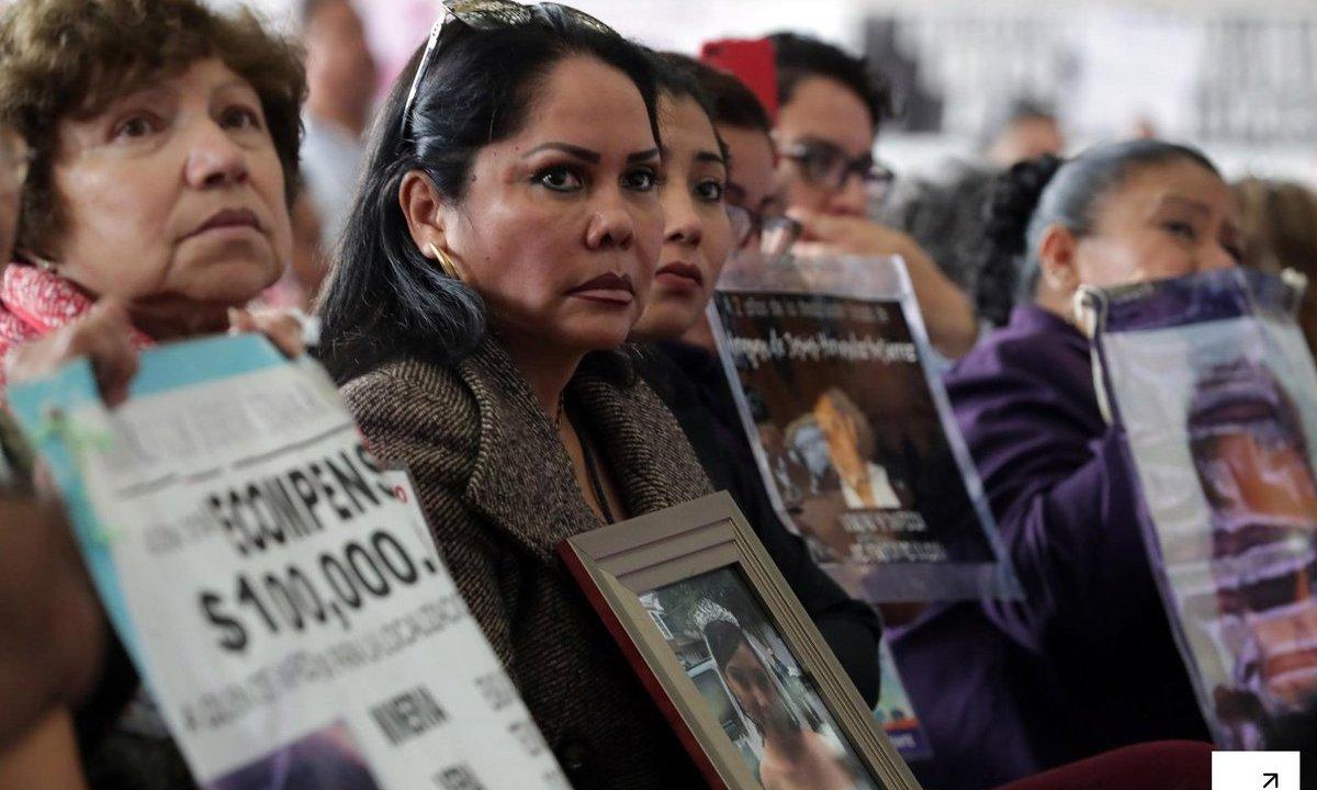 11 puntos del gobierno federal para frenar desapariciones