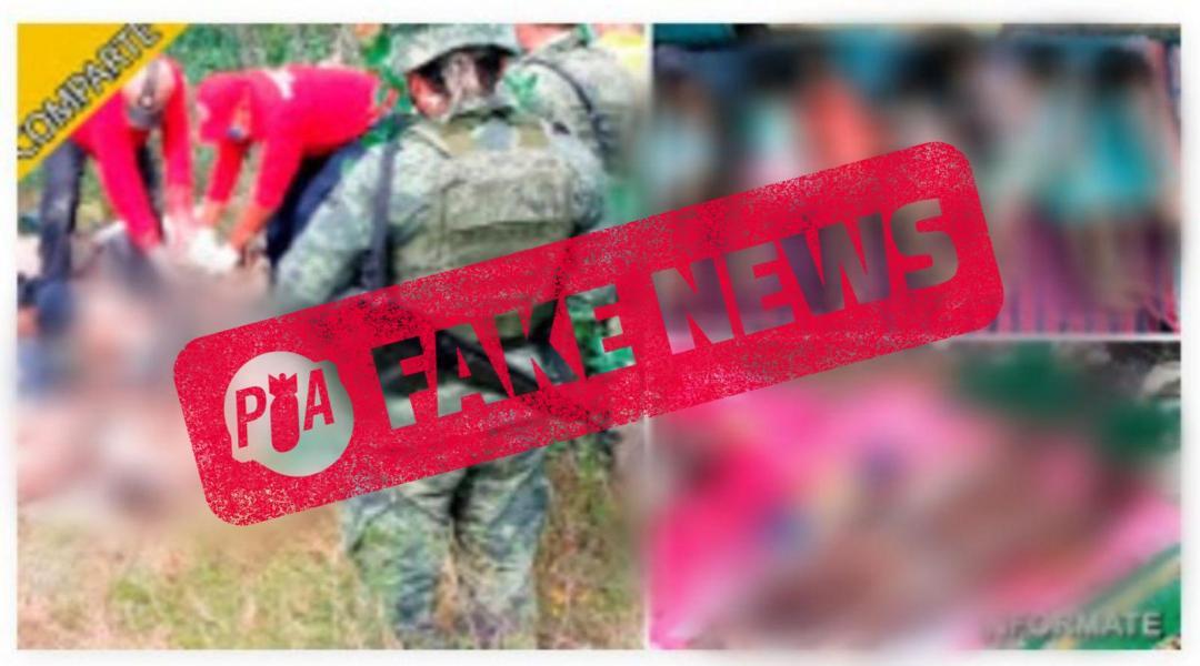 FALSO, nadie liberó niñas en Puebla o Juárez de trata