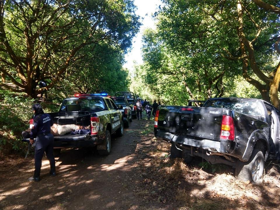 Campo y crimen en Michoacán: ni los policías se salvan