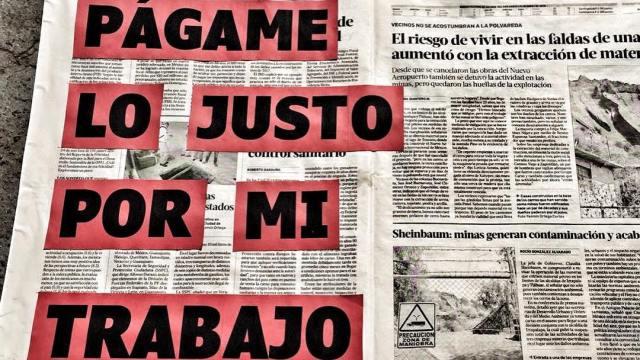 Periodistas mexicanas denuncian acoso sexual en medios