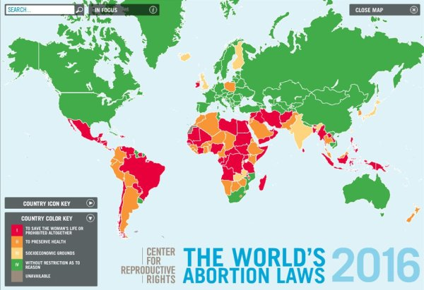 aborto, legalización, feminismo