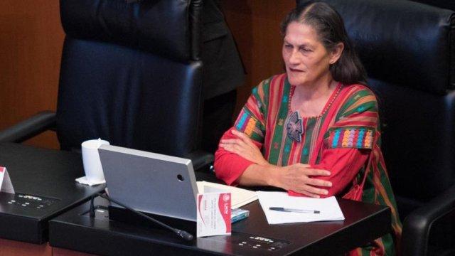 Jesusa Rodríguez compara la marihuana con clítoris