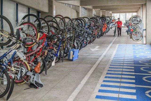 ciclovías, biciestacionamientos, CDMX,