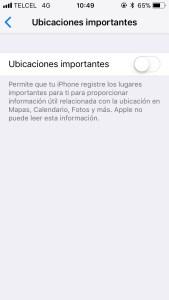 iphone, localización, rastreo