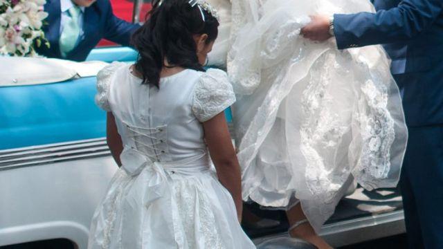 Senado prohibe matrimonio infantil, reforma código civil