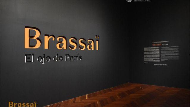 Exposición: Brassaï, El Ojo de París en Bellas Artes