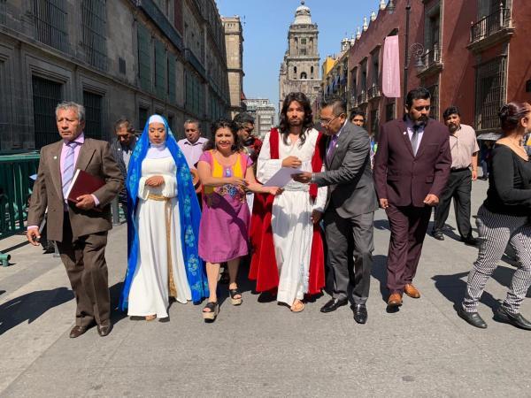 Proponen Viacrucis de Iztapalapa sea Patrimonio de Humanidad