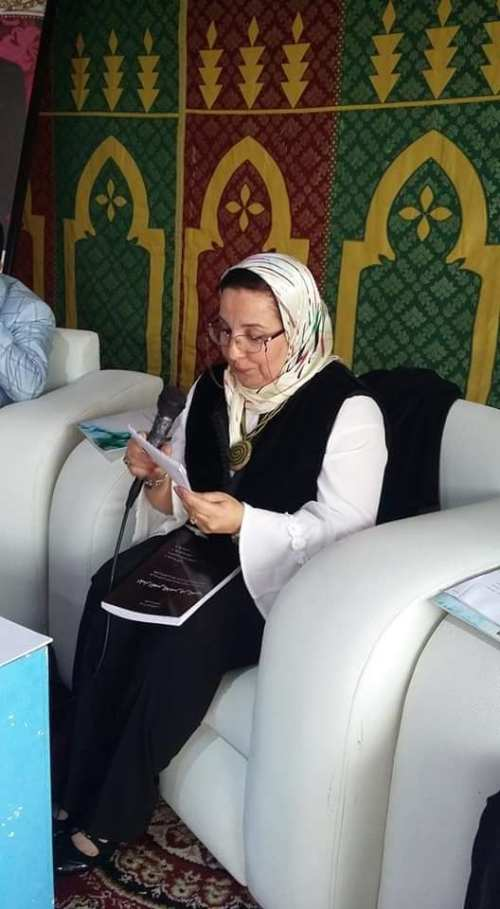 Fadula Ouazani, poeta local de Tetuán que presenció la muerte de Mohcine Akhrif.