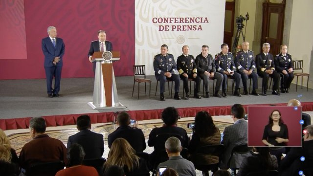 amlo hoy, guardia nacional