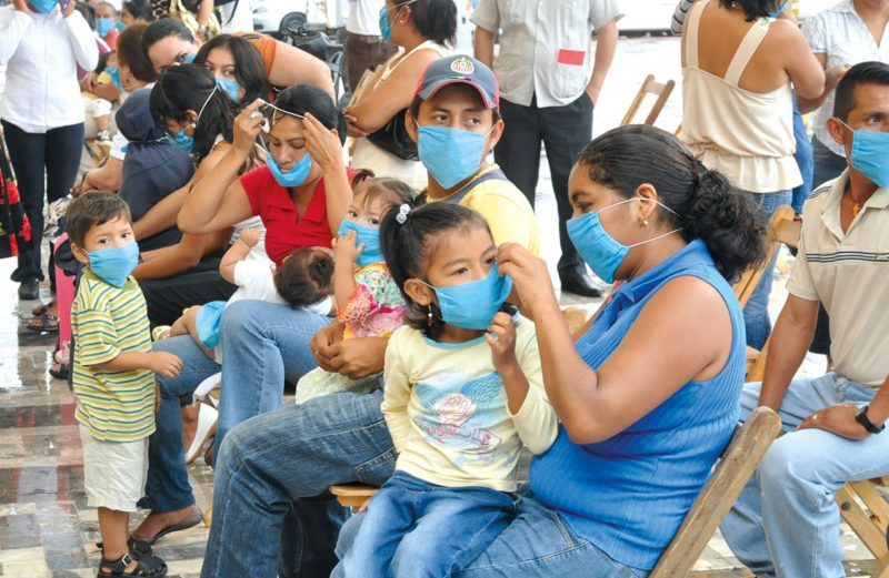 A 10 años de la pandemia de influenza