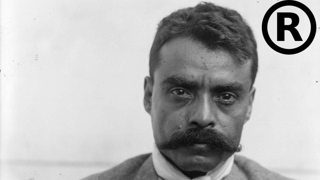 Nombre de Zapata, protegido como marca registrada