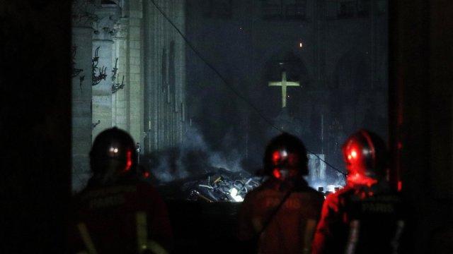 El valor de Notre Dame tras el incendio no se puede calcular