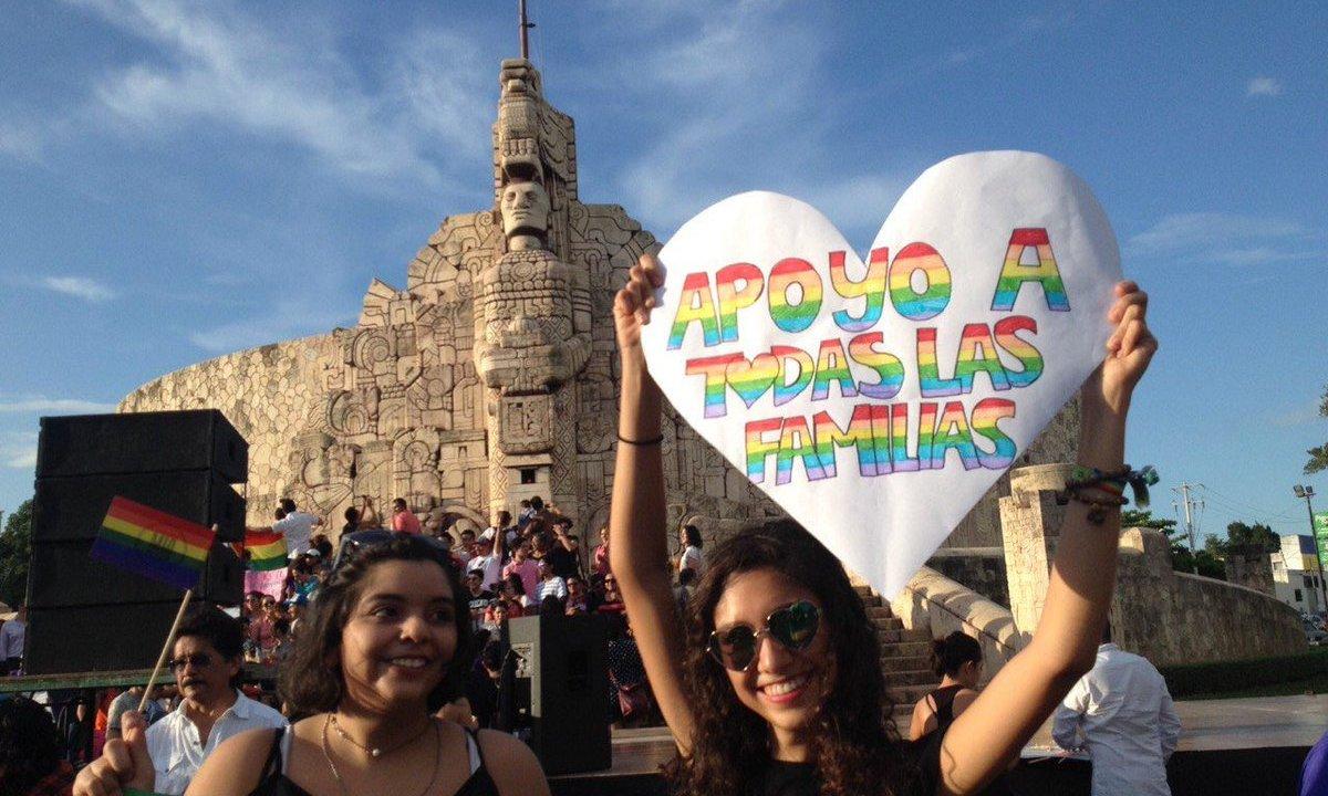 Yucatán rechaza reforma para matrimonio igualitario