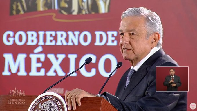 AMLO anuncia Instituto para Devolverle al Pueblo lo Robado