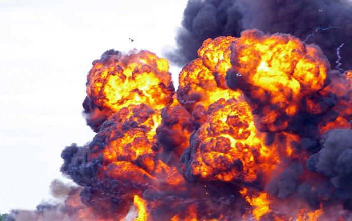 Estalló una bomba en Londres