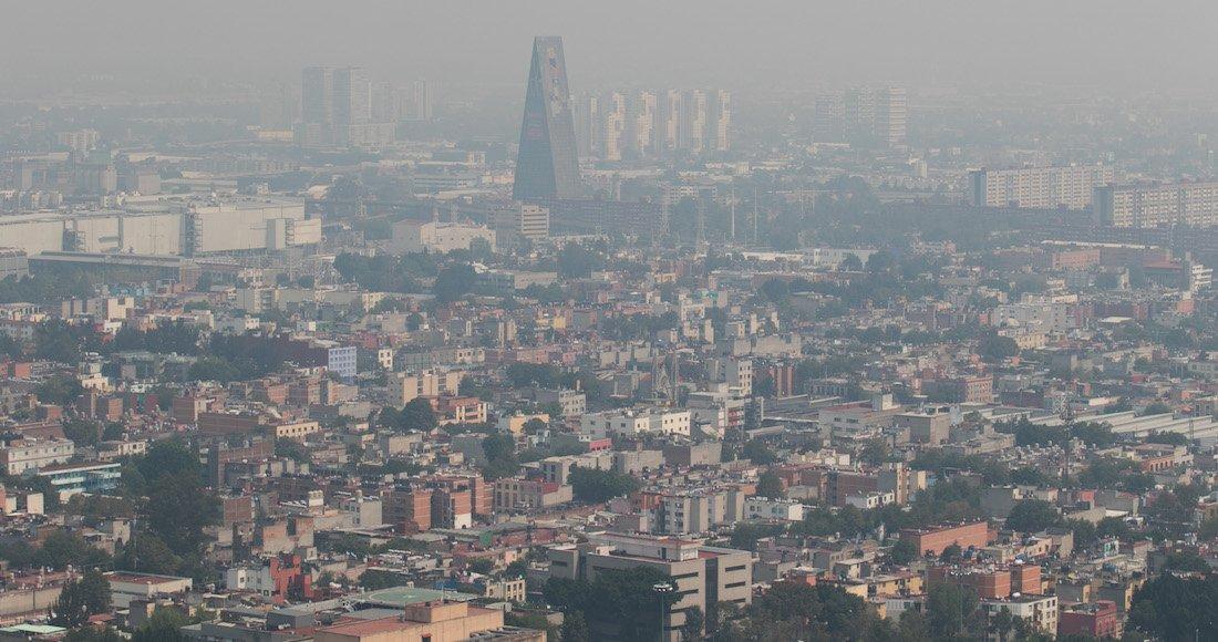 Contingencia Ambiental en la CDMX por altos niveles de contaminación