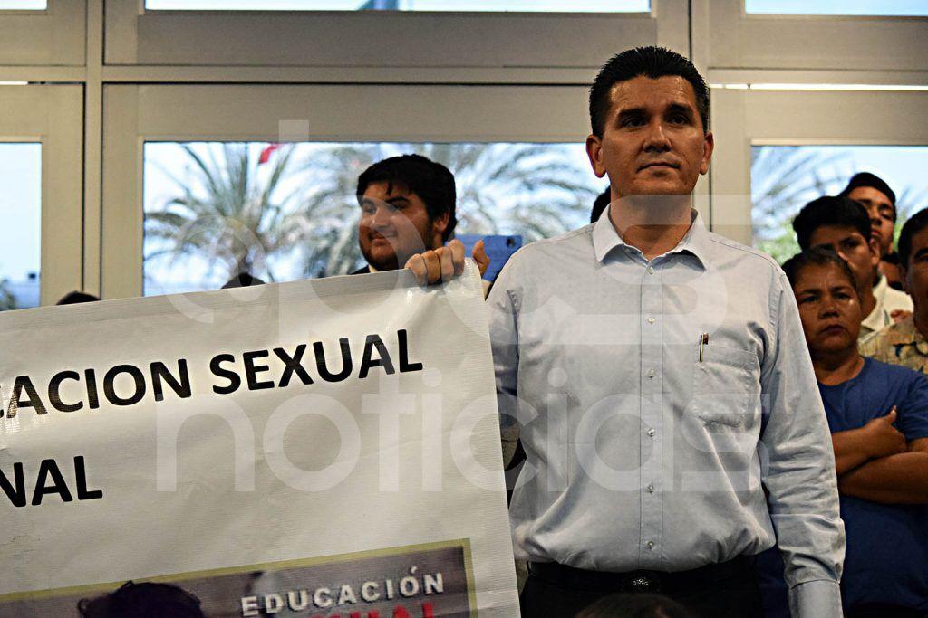Educación sexual es polémica en Baja California