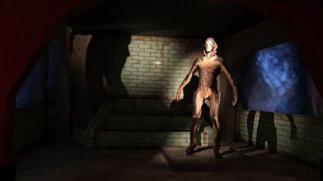 Guillermo del Toro presenta sus monstruos en Guadalajara