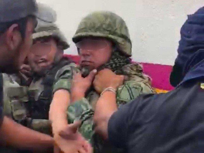 Michoacan, Militares