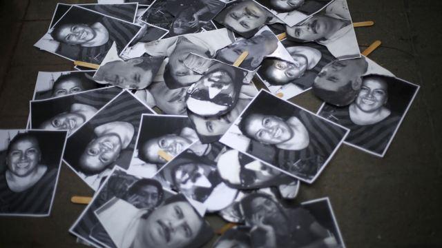 Número de periodistas asesinados en 2019