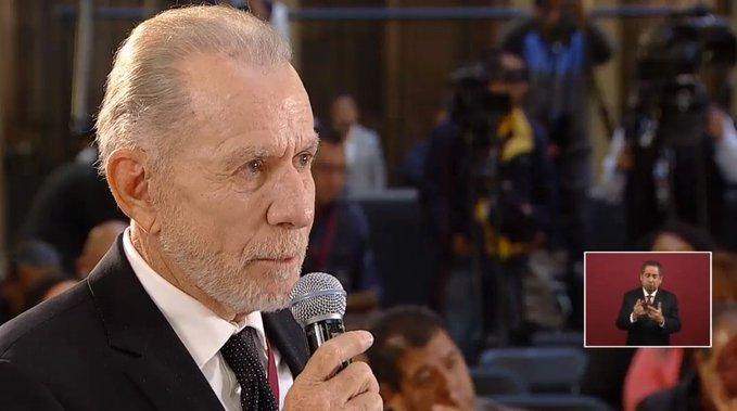 Ricardo Belmont, el periodista peruano que elogió a AMLO