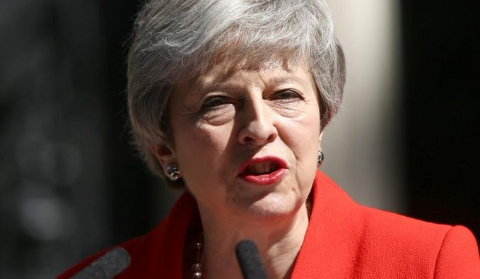 brexit - renuncia - theresa may - reino unido