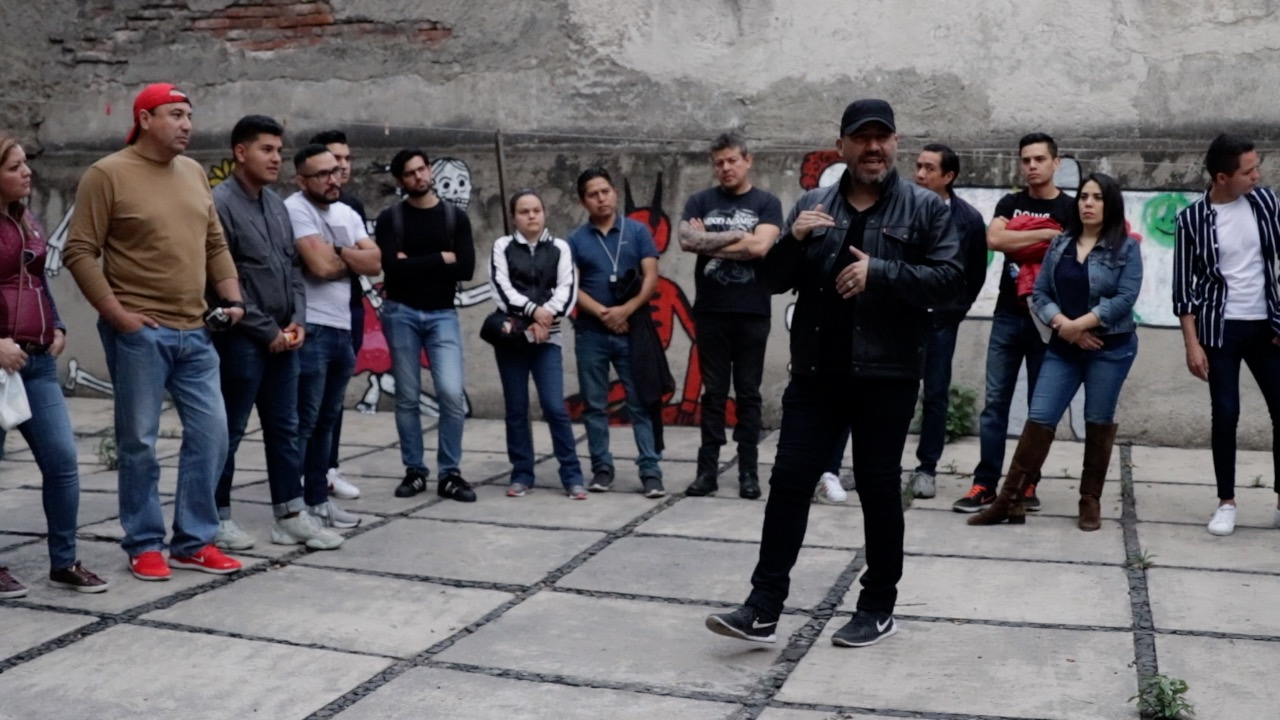 Tour Insólito de la Agencia Mexicana de Investigación Paranormal