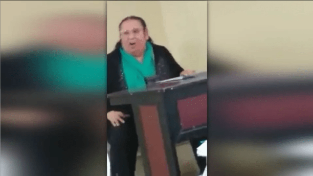 Maestra amenaza de muerte a alumno en Reynosa