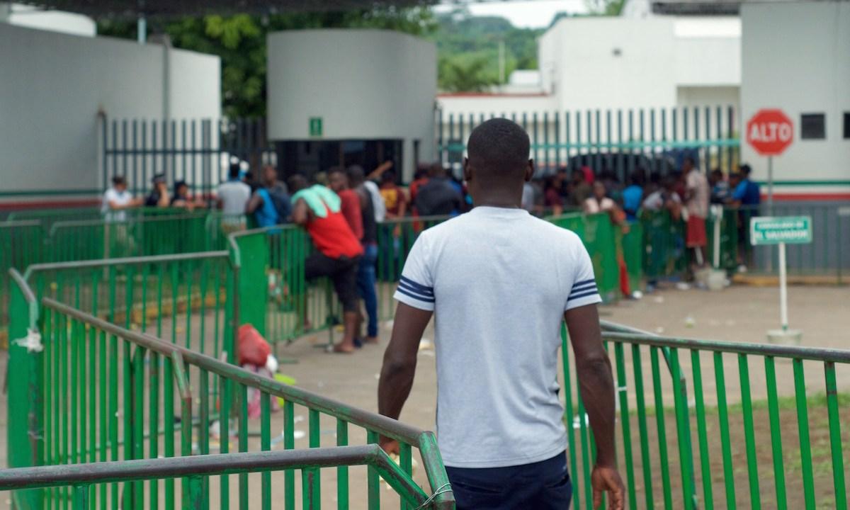 Huir de un genocidio en África para terminar en... México
