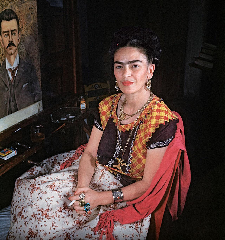 Dudas ante la grabación que podría ser de Frida Kahlo