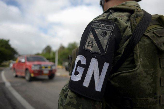 Despliegue Guardia Nacional en CDMX por crisis inseguridad