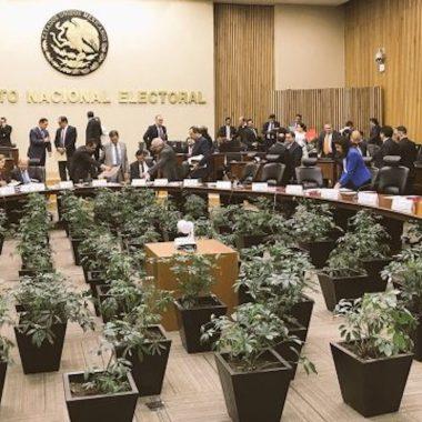 INE multa a Morena por doceava vez en el año
